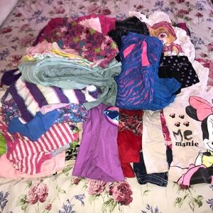 Clothes for girls 58 pieces